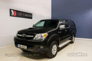 Toyota Hilux D-4D 4WD 2.5  88 kW