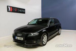 Audi A4 AVANT 2.0  105 kW