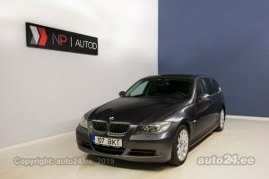 BMW 330 XD 3.0  170 kW