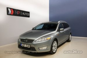 Ford Mondeo TDCi 2.2  129 kW