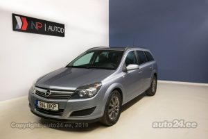 Opel Astra CDTI 1.7  81 kW