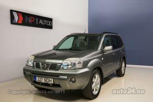 Nissan X-Trail dCi 2WD 2.2  100 kW