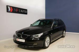 BMW 520 D 2.0  130 kW