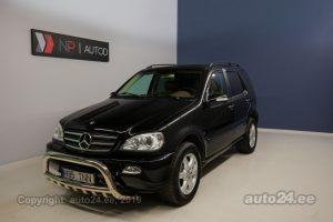 Mercedes-Benz ML 400 CDI 4.0  184 kW