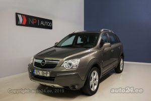 Opel Antara CDTI 2.0  110 kW