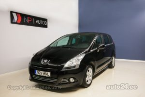 Peugeot 5008 HDiF 1.6  80 kW