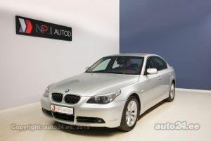 BMW 525 D 2.5  130 kW