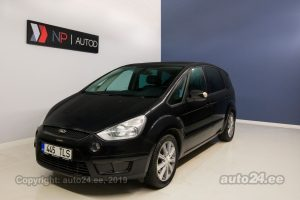 Ford S-MAX TDCi 2.0  103 kW