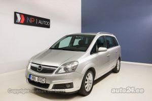 Opel Zafira CDTi 1.9  88 kW