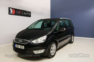 Ford Galaxy TDCi 1.6  85 kW