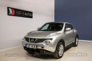 Nissan Juke City 1.5  81 kW