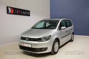 Volkswagen Touran TDI 1.6  77 kW