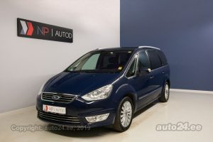 Ford Galaxy TDCi 2.0  120 kW