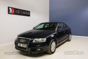 Audi A6 2.4  130 kW