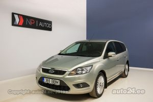 Ford Focus Wagon 1.8  92 kW