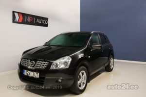 Nissan Qashqai dCi All-Mode 2.0  110 kW