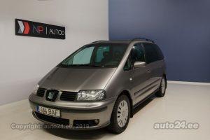 SEAT Alhambra TDi 1.9  85 kW