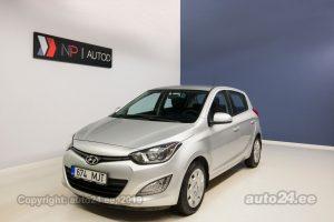 Hyundai i20 City 1.4  74 kW