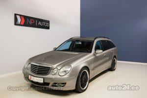 Mercedes-Benz E 320 CDI T 3.0  165 kW
