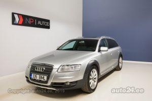 Audi A6 allroad TDI 3.0  171 kW
