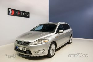 Ford Mondeo TDCi 2.0  103 kW