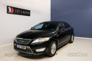 Ford Mondeo TDCi 2.0  107 kW