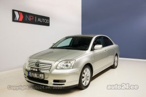 Toyota Avensis D-4D 2.2  110 kW