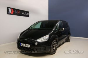 Ford S-MAX TDCi 1.8  92 kW