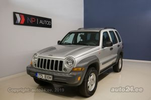 Jeep Cherokee CRD 2.8  120 kW