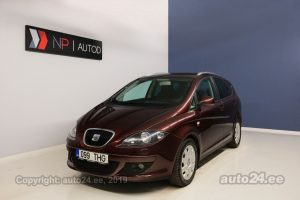 SEAT Altea XL TDi 2.0  103 kW