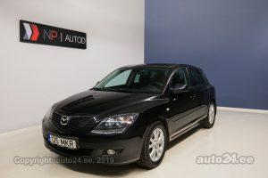 Mazda 3 S-VT 1.6  77 kW