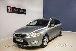 Ford Mondeo TDCi 1.8  92 kW