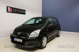 Toyota Corolla Verso D-4D 2.2  100 kW
