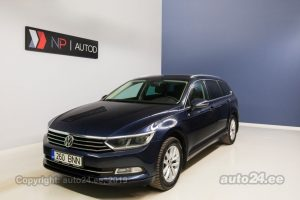 Volkswagen Passat VARIANT 1.4  110 kW