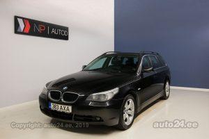 BMW 525 Touring 2.5  130 kW