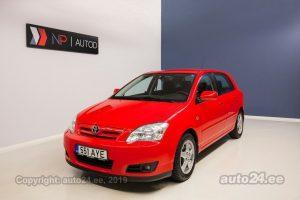 Toyota Corolla VVT-i 1.6  81 kW