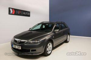 Mazda 6 CiTD 2.0  89 kW