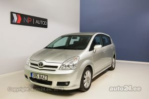 Toyota Corolla Verso D-4D 2.0  85 kW