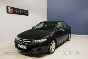 Honda Accord 2.4  140 kW