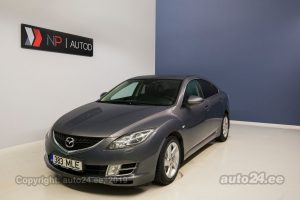Mazda 6 2.0  103 kW