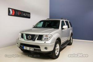 Nissan Pathfinder 2.5  126 kW