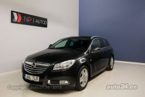 Opel Insignia SPORTS TOURER SW 2.0  96 kW