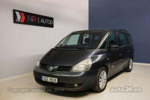 Renault Espace DCi 2.2  110 kW