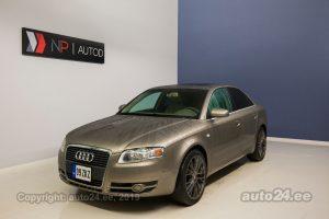 Audi A4 FSI 2.0  147 kW
