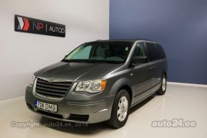 Chrysler Grand Voyager CRD 2.8  120 kW