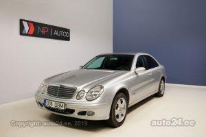 Mercedes-Benz E 200 CDI 2.1  90 kW