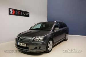 Toyota Avensis D-4D 2.2  130 kW