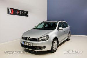 Volkswagen Golf VARIANT 1.6  77 kW