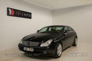 Mercedes-Benz CLS 350 3.5  200 kW