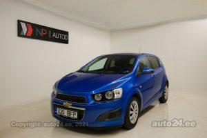 Chevrolet Aveo Style 1.4  74 kW